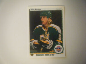 UPPER DECK MIKE MODANO/ GRETZKY CARDS