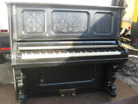 GABLER UPRIGHT PIANO