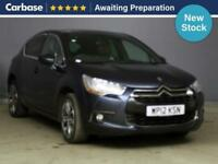 2012 CITROEN DS4 1.6 e HDi Airdream DStyle 5dr EGS6