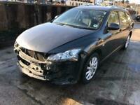 2011 Mazda 6 2.0 ( 155ps ) TS2 ESTATE GREY cat n SALVAGE DAMAGED REPAIR PETROL