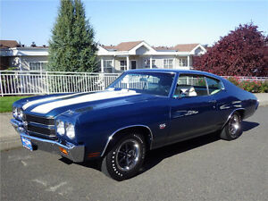 Numbers matching Chevelle LS6