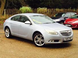 2013 Vauxhall Insignia 2.0CDTi 16v (Nav) Exclusiv Silver 5 Door only 49k FSH!!!!