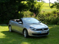 Volkswagen Golf 1.6TDI BlueMotion Tech 2013MY SE Cabriolet