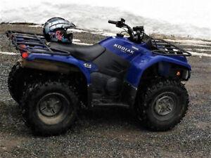 2004 Yamaha Kodiak 450
