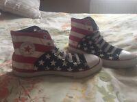 Converse size 3 1/2