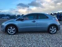 2006 Honda Civic 1.8i-VTEC ( 17in Alloys ) ES - 10 HONDA SERVICE STAMPS