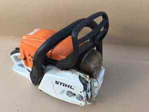 Still MS 362 chainsaw with granberg mills