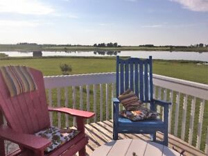 A Seaside Island Escape in Malpeque