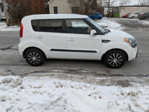 KIA Soul Winter Tires on