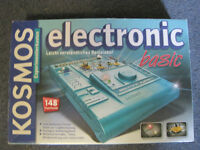 Complete electronics learning set  - KOSMOS