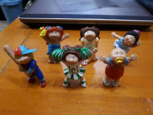 Cabbage Patch Kids Toy Figurines (1984)