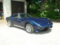 REDUCED PRICE 1975 CORVETTE L82 AUTO, PROFESSIONALLY REBUILT
