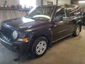 2008 jeep patriot for sale with safety and etest