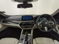 2017 BMW 520D M-SPORT AUTO SAT NAV PARKING SENSORS LEATHER SEATS SERVICE HISTORY