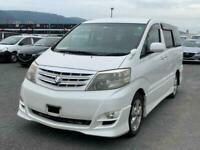 Toyota Alphard AS PLATINUM SELECTION 2.4 Petrol auto MPV 8 SEATER MPV Petrol Aut