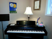 St. James Voice and Piano Lessons