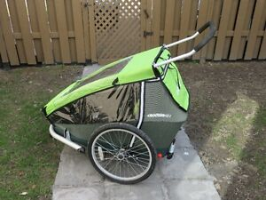 Chariot Croozer kid for 2