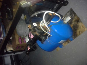 5 gallon Complete water pump system