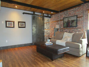 Rideau Street Lofts Available April 1