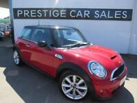 2013 MINI Hatch 1.6 Cooper S 3dr Petrol red Manual