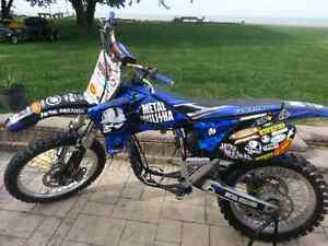 2003 yz450f parts