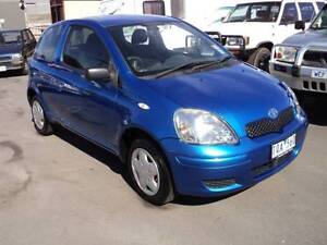 2005 Toyota Echo Hatchback Ferntree Gully Knox Area Preview