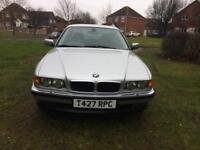 BMW 735 3.5 auto i Service History Very Clean Car