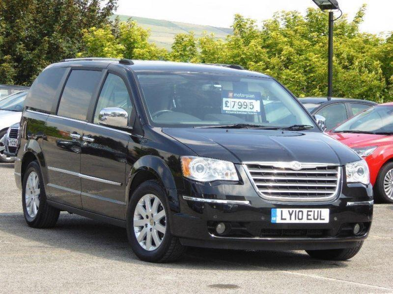 2010 chrysler grand voyager 2 8 crd touring 5dr in keighley west yorkshire gumtree. Black Bedroom Furniture Sets. Home Design Ideas