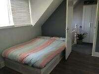double bedroom to rent in spacious flat share