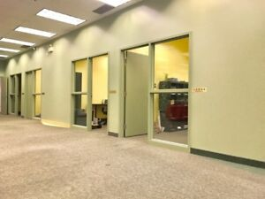 Rare offered prime markham location office ,show room for lease