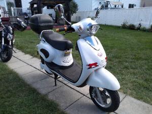 scooter électrique 380km