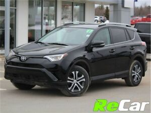 2017 Toyota RAV4 LE   REDUCED   AWD   HEATED SEATS   BACK UP CAM
