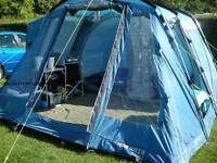 Outwel Vancouver 500 - 5 Man Tent - Brand New RRP £349.00
