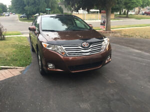 2011 Toyota Venza Certified/E Tested with FOUR FREE WINTER TIRES