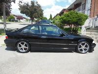 1992 BMW 325 I Coupe (2 door) as is