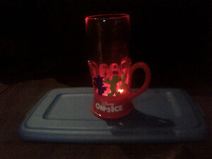 Disney On Ice Light Up glass --NEW PRICE!! Kitchener / Waterloo Kitchener Area image 2