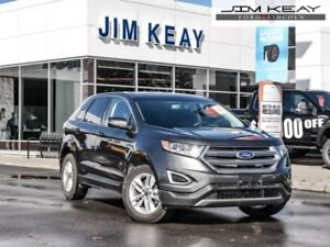 2017 Ford Edge SEL  - Bluetooth -  Heated Seats - $109.04 /Wk