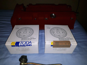K20A CAM PULLEYS EXHAUST AND INTAKE civic/rsx