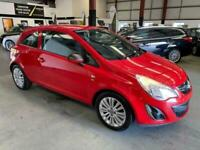 2011 Vauxhall Corsa 1.2 EXCITE SPEC-5 SPEED MANUAL PETROL-GREAT FIRST CAR Hatchb