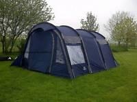 Family tent eurohike Grasmere 8 man tent ana massive extras