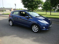 Ford Fiesta 1.25 ( 82ps ) 2009MY Zetec 5-Dr