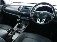 2013 KIA Sportage 2.0 CRDi KX-3 AWD 5dr