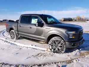 2017 Ford F-150 XLT 3.5L V6 EcoBoost with New 10-Speed Automatic