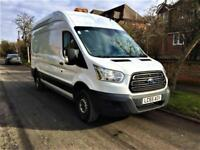 2015 Ford Transit 2.2TDCi ( 125PS ) RWD 350 L4H3 ONLY 45,000 MILES
