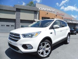 Ford Escape TITANIUM 4X4 ECOBOOST 2.0 L, SEULEMENT 1800 KM !  20