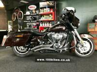 2011 HARLEY-DAVIDSON FLHX STREET GLIDE 1690cc EXTRA'S 19,800 MILES