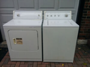 WASHER AND DRIER MACHINES