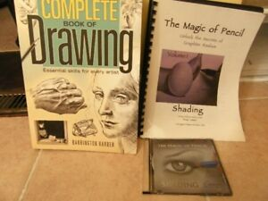 Drawing Instructional Books