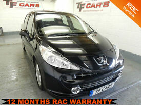 Peugeot 207 1.4 VTi 95 Sport - FINANCE FROM ONLY £17 PER WEEK!