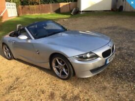 BMW Z4 Facelift 2006.